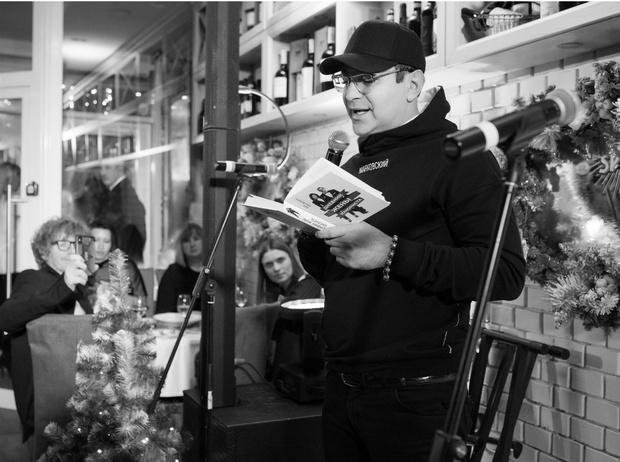 Фото №1 - Новогоднее чудо: благотворительный вечер в поддержку фонда Константина Хабенского