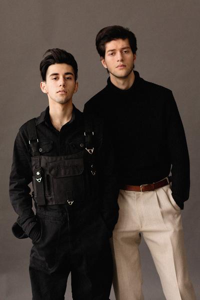 Фото №1 - Rauf & Faik: «Дуэтом мы стали, потому что мы братья»