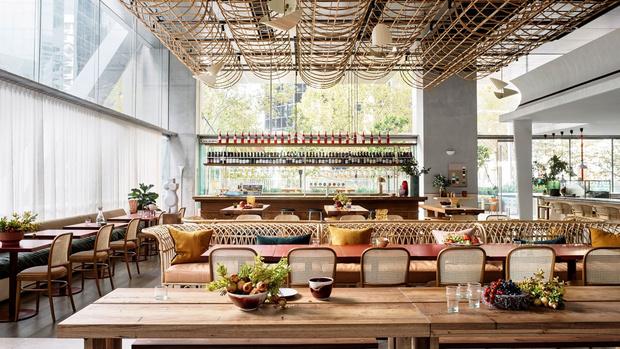 Фото №1 - Маленькая Италия: ресторан Glorietta в Сиднее