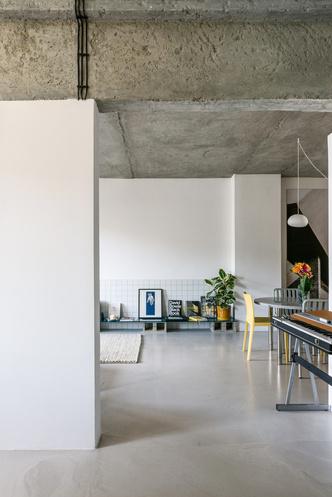 Фото №6 - Бетонная квартира 70 м² в Братиславе