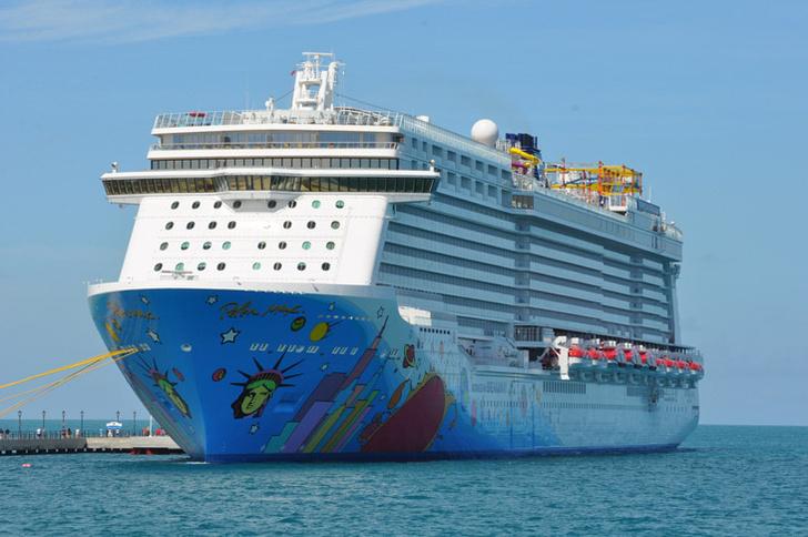 Фото №3 - 10 самых больших круизных лайнеров мира
