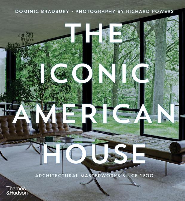 Фото №1 - 120 лет истории американского дизайна в книге The Iconic American House