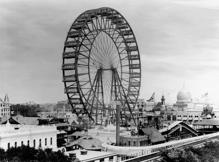 Фото №2 - Воплощенная сказка: откуда взялись парки развлечений и какие из них стоит посетить