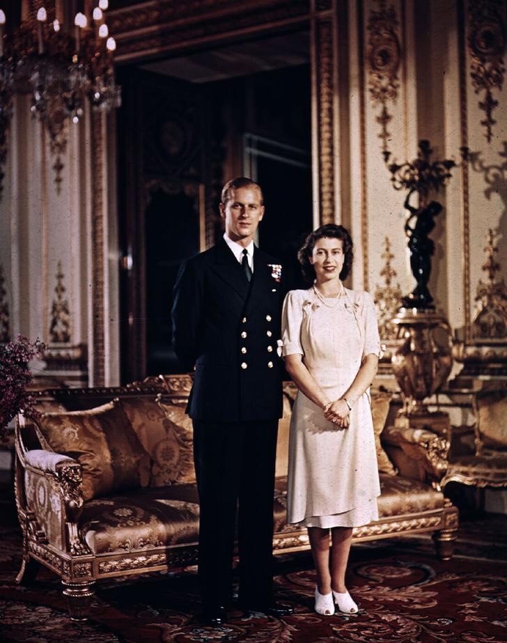 Фото №2 - Благодатная свадьба: секреты семейного счастья Елизаветы II