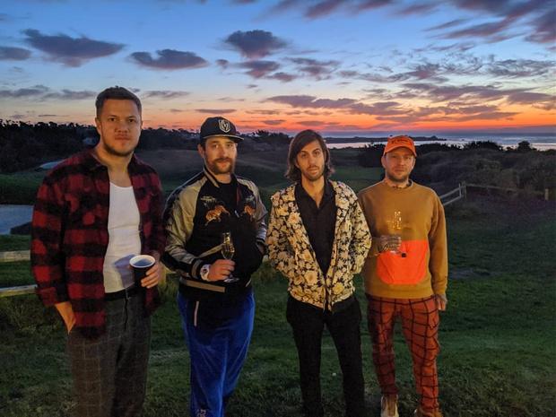 Фото №2 - Imagine Dragons вернулись с новыми треками спустя 3 года 😍