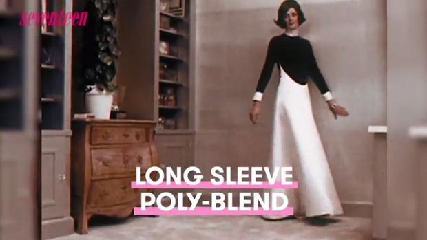 Фото №8 - Как изменился дизайн выпускного платья за последние 80 лет