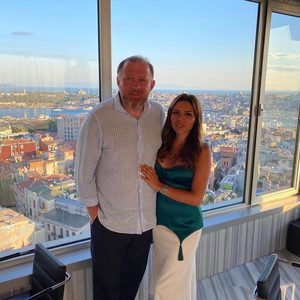 Звезды, которые увели мужей из семьи, Ивлев с женой фото