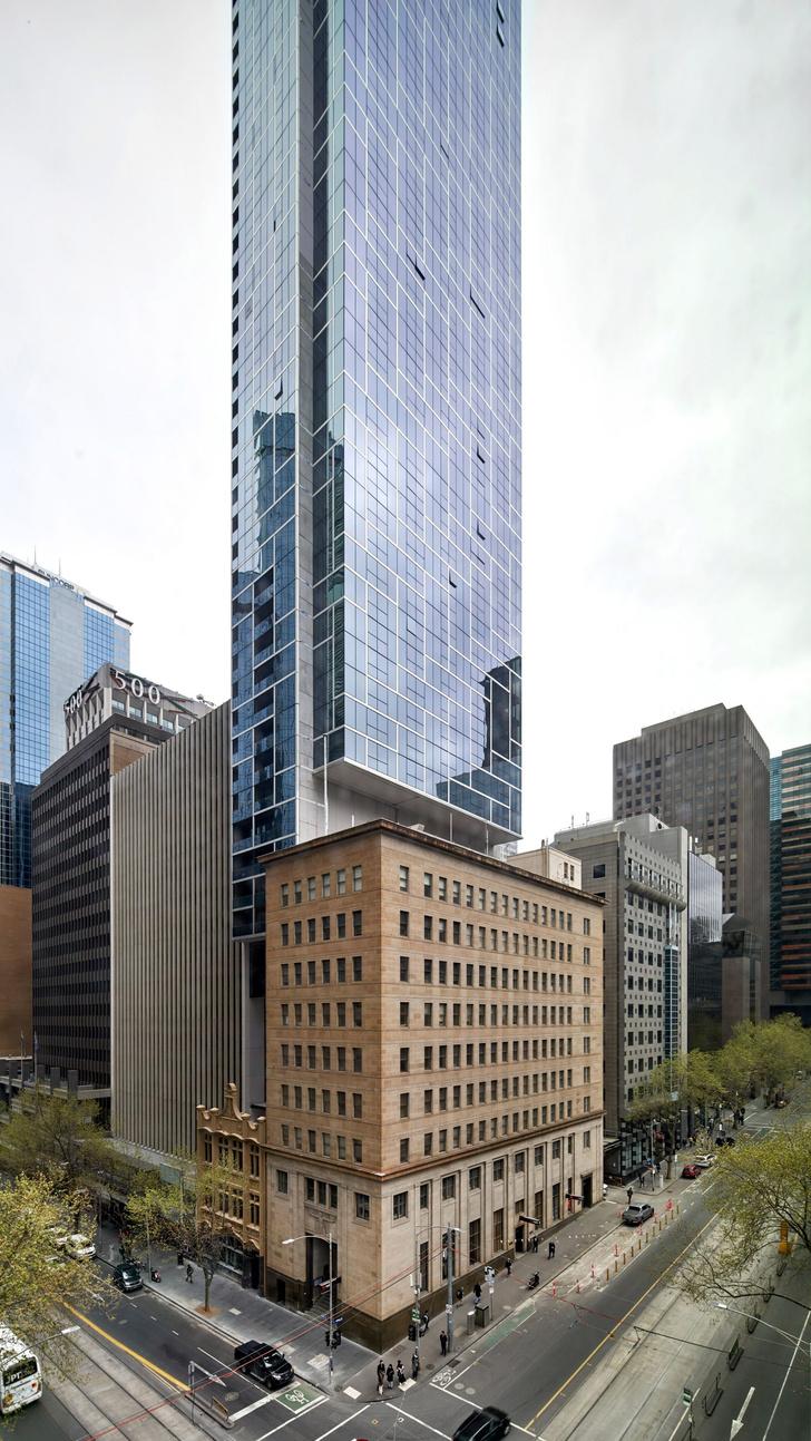 Фото №5 - Небоскреб 11,5 метров шириной в Мельбурне
