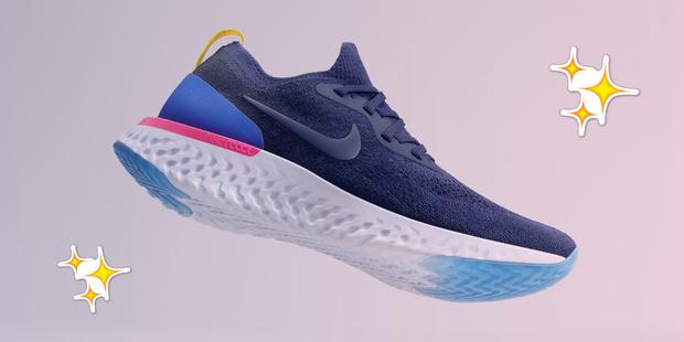 Фото №1 - Вещь дня: кроссовки Nike Epic React Flyknit