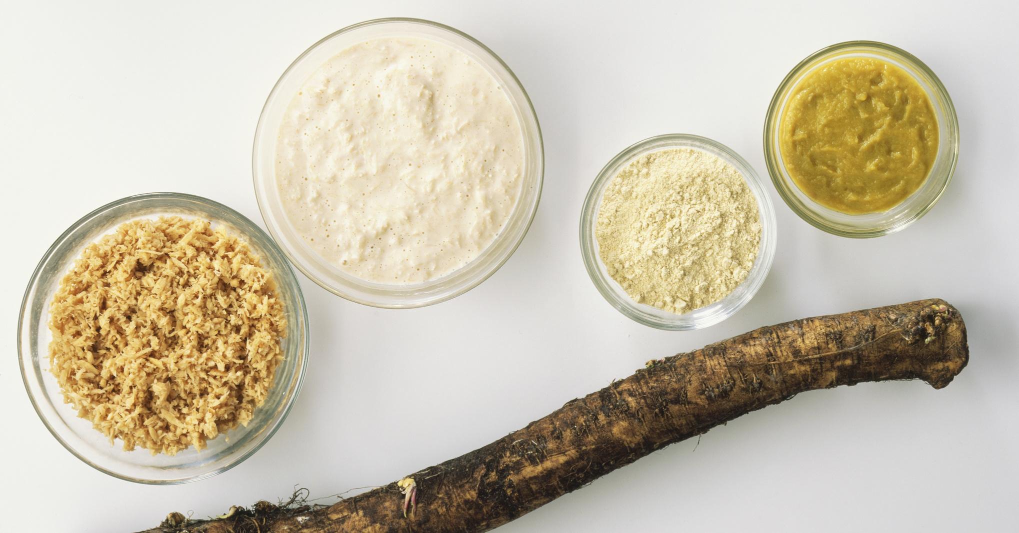 Как приготовить хрен в домашних условиях — рецепты и лечебные свойства корней хрена