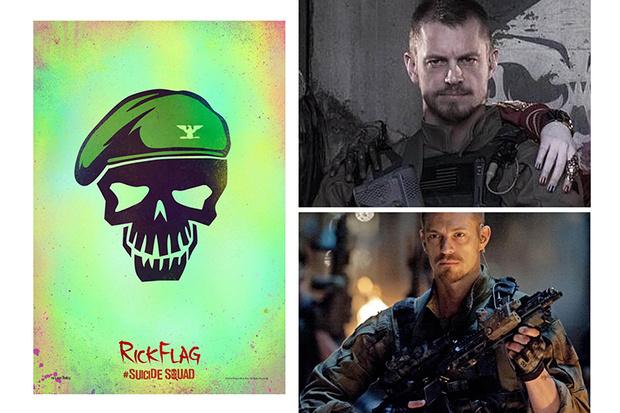 Фото №10 - Вышли характер-постеры к фильму «Отряд самоубийц»