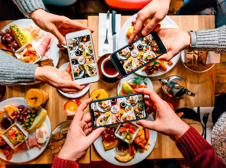 Фото №3 - Как научиться делать красивые снимки еды в Instagram