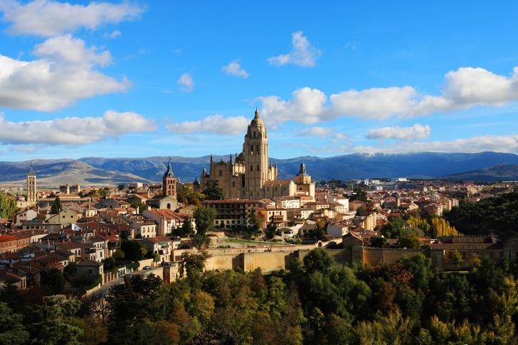 Фото №10 - Крепость королей: на что посмотреть и что попробовать в испанской Сеговии