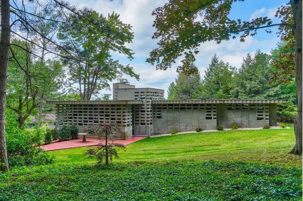 Фото №11 - Kalil House: самый неизвестный дом Фрэнка Ллойда Райта