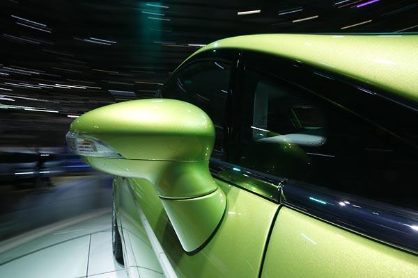 Фото №1 - Женева 2008: автомобиль покидает землю