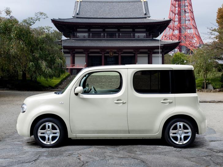 Фото №5 - На дизайн ужасные, классные внутри: 10 автомобилей со странным внешним видом