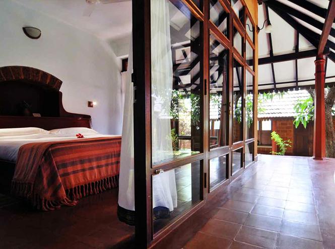 Фото №4 - Курорт SwaSwara: Трудно быть йогом