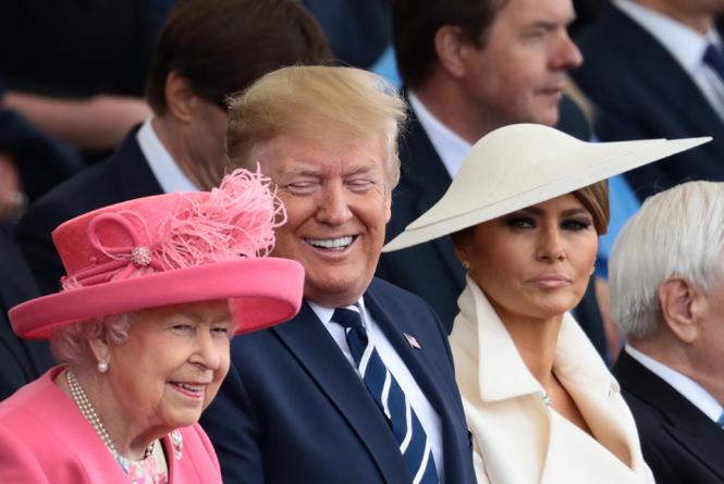 Фото №2 - Секрет шляпы Мелании Трамп: что хотела сказать Первая леди США?