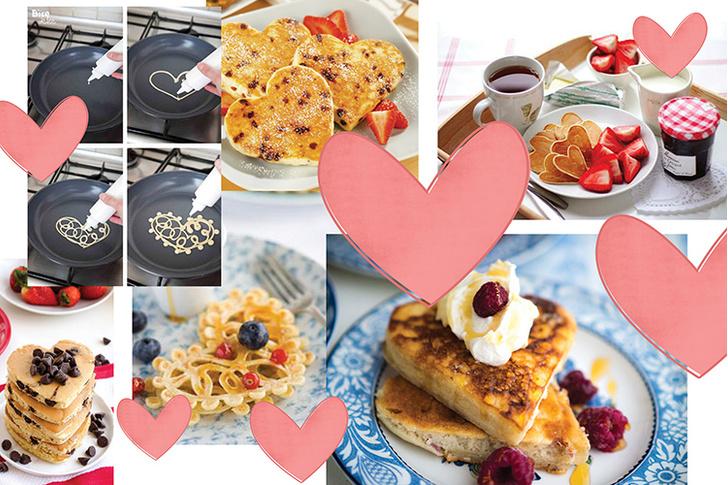 Фото №1 - 9 рецептов романтичных сладостей
