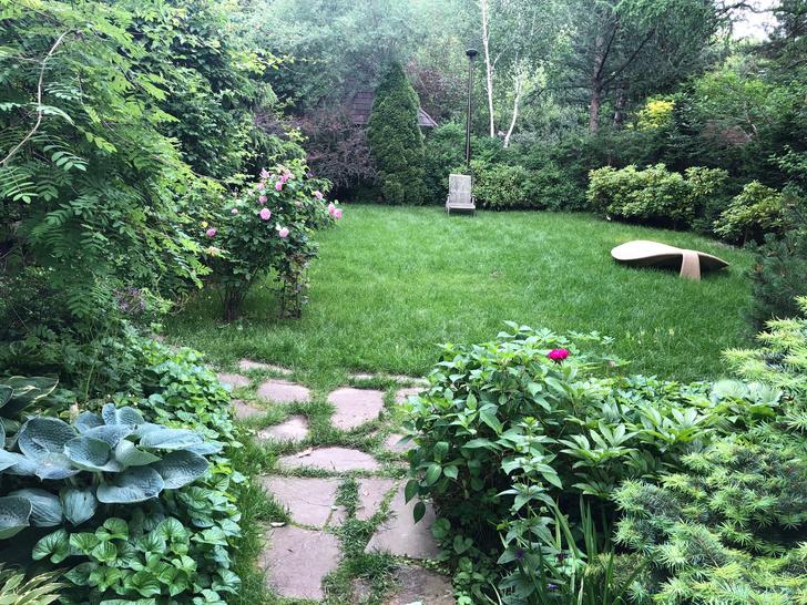 Фото №6 - ELLE DECORATION в саду у дизайнера Ирины Глик