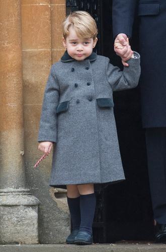 Фото №4 - Принцесса Шарлотта и принц Джордж снова в центре внимания