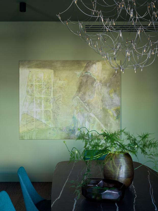 Фото №5 - Квартира 140 м² на Плющихе по проекту Tatiana Alenina design bureau