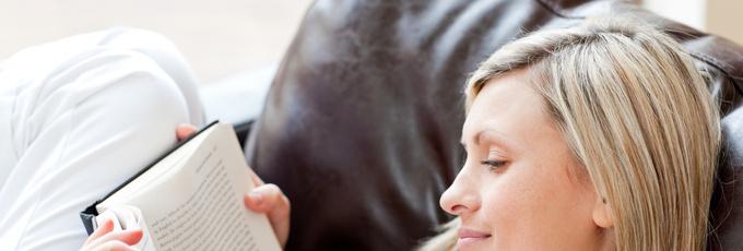 Мария Фаликман: «Пусть ребенок видит вас с книгой»
