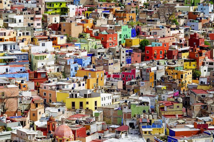 Фото №1 - Один кадр: Мексика