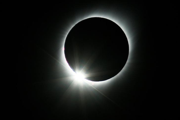 Фото №1 - Полное затмение