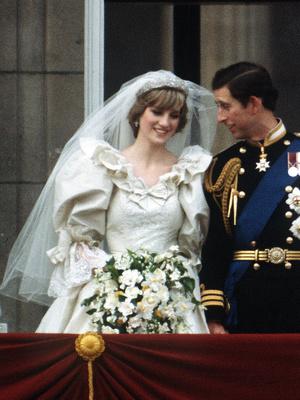 Фото №5 - Неизвестная история свадебной фаты принцессы Дианы
