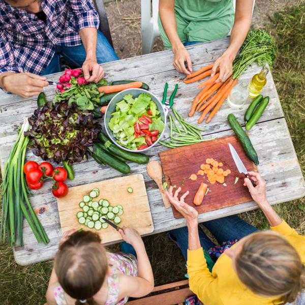 Фото №2 - 14 вещей, которые надо знать, прежде чем стать вегетарианцем