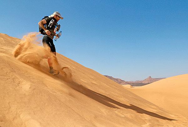 Фото №1 - След на песке