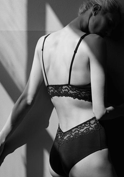 Фото №3 - Неподдельная женственность в новой рекламной кампании Oysho 16/17