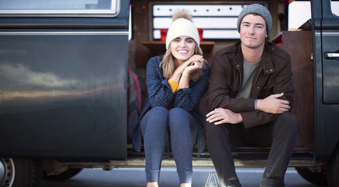 «Живем в школьном автобусе»: как супруги из США изменили свою жизнь