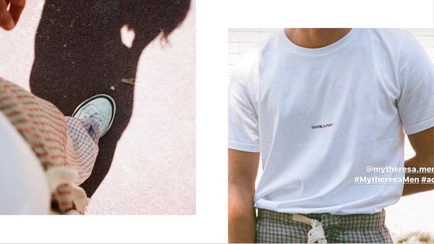 Фото №2 - Почему мужчинам нужны на лето брюки в клетку? Как у модели Андреа Фаччо