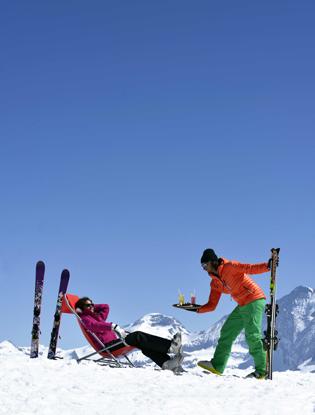 Фото №2 - Лыжная Весна в Савойских Альпах
