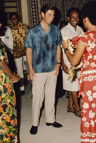 Фото №12 - Его модное Высочество: 8 доказательств того, что принц Чарльз— икона стиля