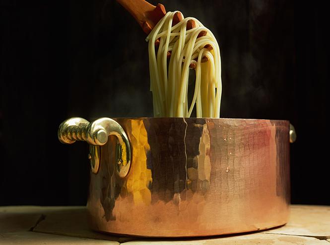 Фото №1 - Кулинарные эксперименты с Marie Claire и рестораном Jamie's Italian