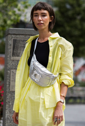 Фото №3 - Апельсин, лимон, лайм: как носить цитрусовые оттенки летом