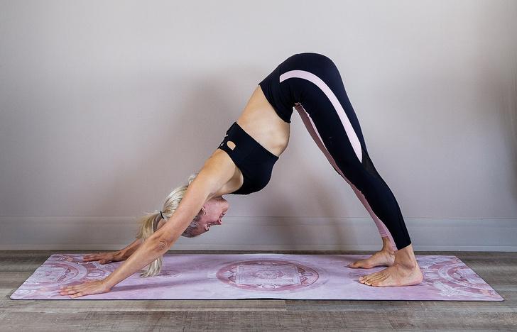Фото №6 - Как превратить мамину йогу в увлекательное приключение для ребенка
