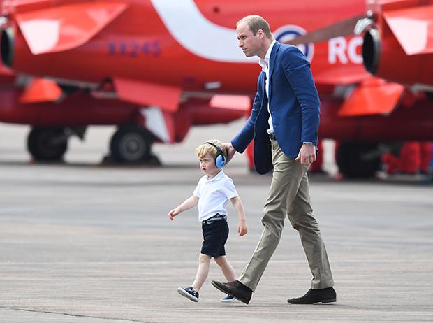 Фото №22 - Кризис трех лет по-королевски: принц Джордж показал характер