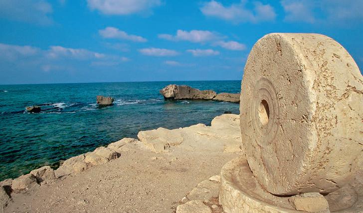 Фото №1 - Израиль: песок обетованный