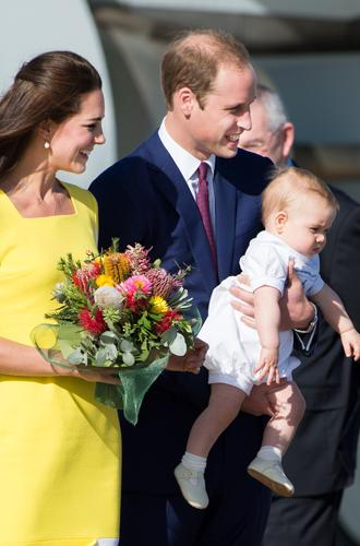 Фото №14 - Декрет по-королевски: сколько отдыхают мамы из семьи Виндзор?