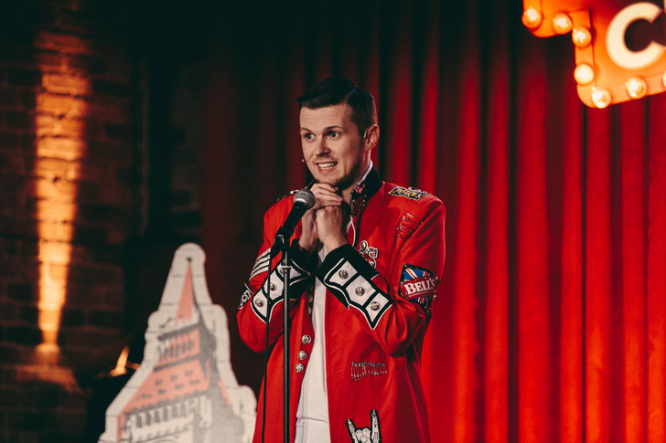 Фото №1 - Британский бренд Bell's совместно с популярными комиками представляет новый комедийный проект «Стендап квиз»