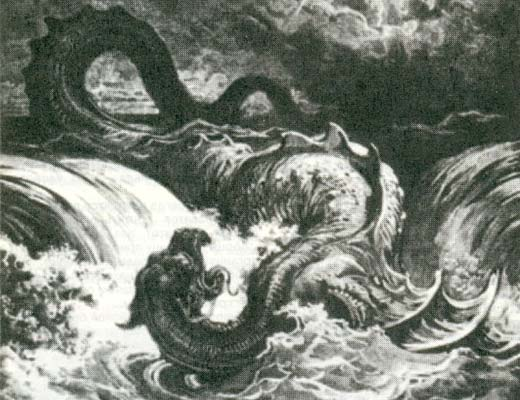 Фото №1 - Гигантские змеи Амазонии