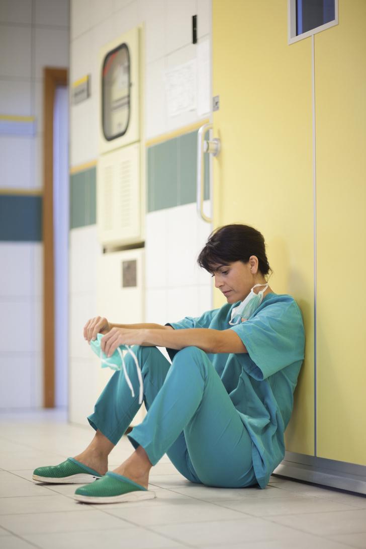 Фото №1 - Психологическое состояние сказывается на качестве работы врачей