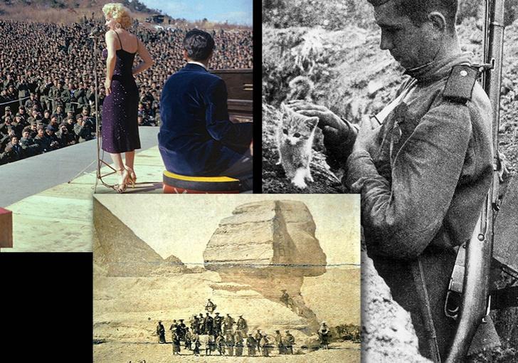 Фото №1 - В учебниках не покажут: уникальные архивные снимки как экскурс в новейшую историю