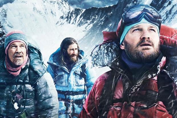 Фото №1 - Высокогорный релиз: вышел первый трейлер «Эвереста»