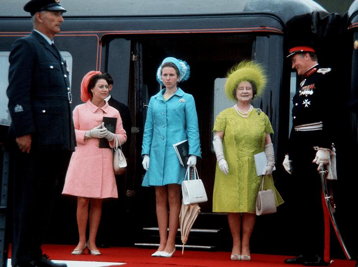 Фото №2 - Почему Королева хотела лишить принцессу Маргарет возможности стать регентом