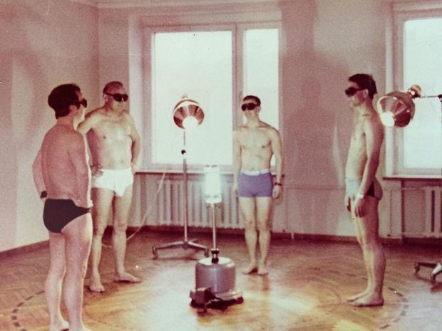 Фото №1 - Странный мир советских санаториев (галерея)